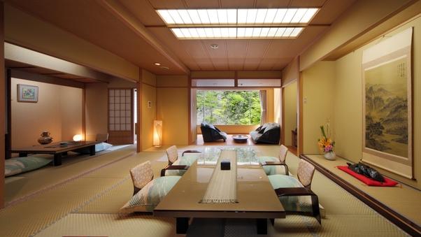 【貴賓室】紫雲閣9階エグゼクティブフロアの高級感溢れるお部屋