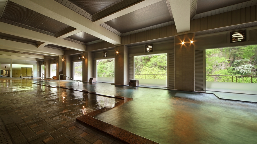 大浴場「弁天の湯」