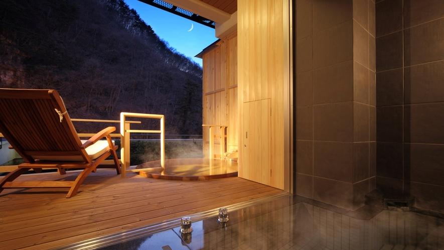 女神の貸切風呂「湯野〜YUNO〜」