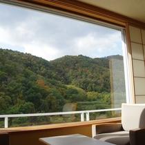 凌雲閣客室からの眺め