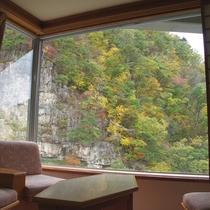 紫雲閣客室からの眺め