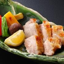 伊達鶏塩焼 夏の別注料理