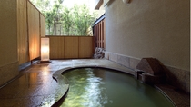 ◆貸切風呂「家族の湯(露天風呂)」