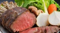 ◆ツアービュッフェ:お料理一例