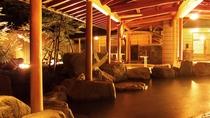 ◆庭園露天風呂「岩見の湯」