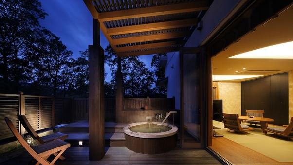 【禁煙】露天風呂付き客室 星物語 『満天の夢』