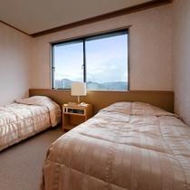 特別室花物語『咲くら』ツインベッドルーム