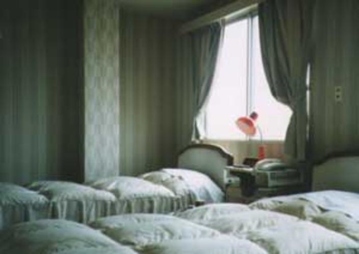 室内例:新館ツインルーム