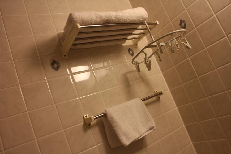 【シングルルーム】バスルーム