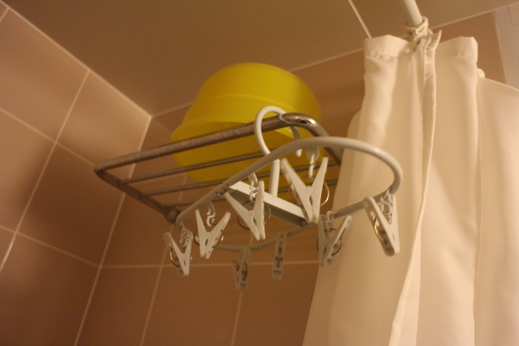 【ツインルーム】バスルーム