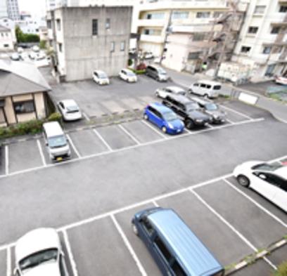素泊まりプラン【無料駐車場有(幅2.5m長7m車両まで駐車可)】