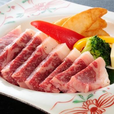 【ガッツリお肉!】A4上州牛サーロインステーキ200g付★脂がのってやわらかジューシー♪/個室食