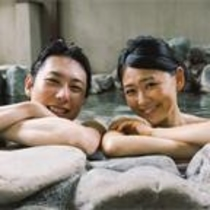 カップル 二人で一緒にお風呂 貸切風呂が無料です