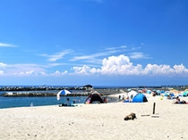 小土肥海水浴場
