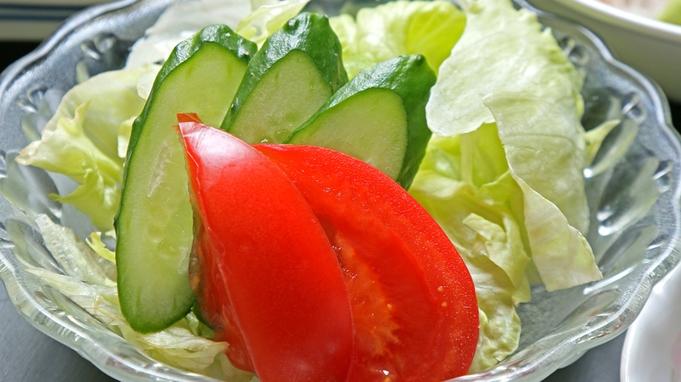 【馬刺し付スタンダード】自家製野菜と美味しいお米♪田舎料理があたたかい★[1泊2食付]