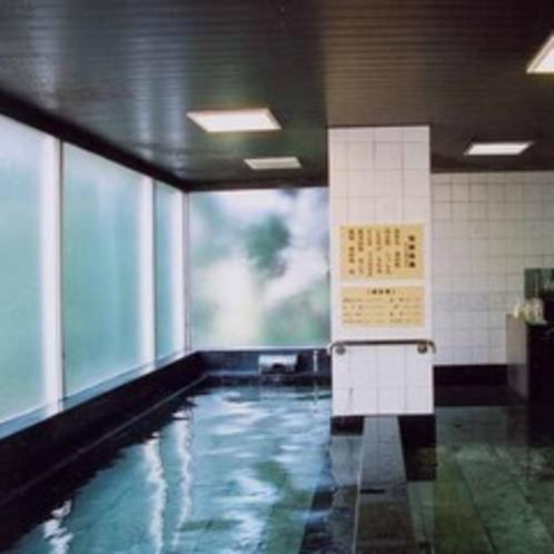 *ホテルには嬉しい大浴場を完備