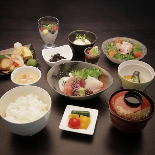 2食付きプラン(夕食内容一例)