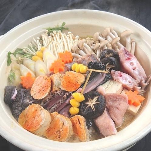 冬の味覚「あんこう鍋」