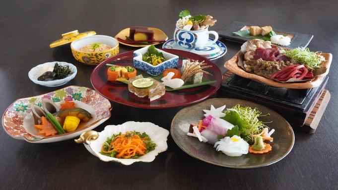 【食事付きスタンダードプラン】旬の味覚を味わう☆「日本料理 竹生島」※一泊二食付き