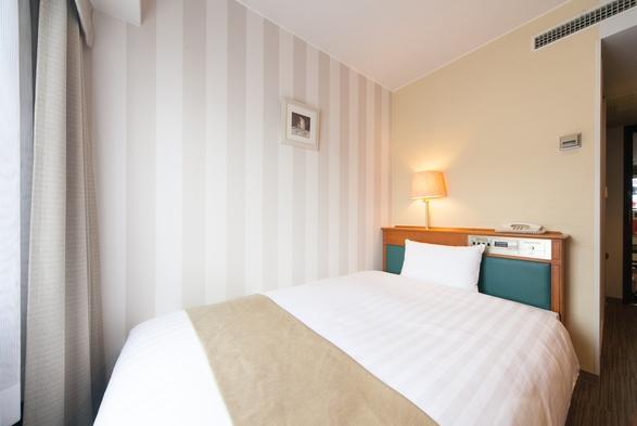 【ビジネス応援】 QUOカード500円素泊まりプラン 清潔感のあるデュベ布団 WIFI全館完備