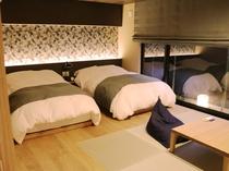 特別室 ベッド