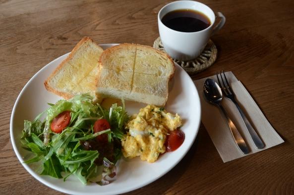 朝ごはんを食べて元気にご出発♪【朝食付】