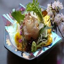 鯛のお造り花