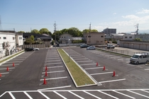 無料駐車場