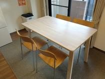 Lタイプ 全室ダイニングセット有り 椅子が5脚以上必要な方にも対応可能です