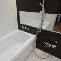 【バスルーム】バス・トイレはセパレート♪広々した洗い場も自慢です!