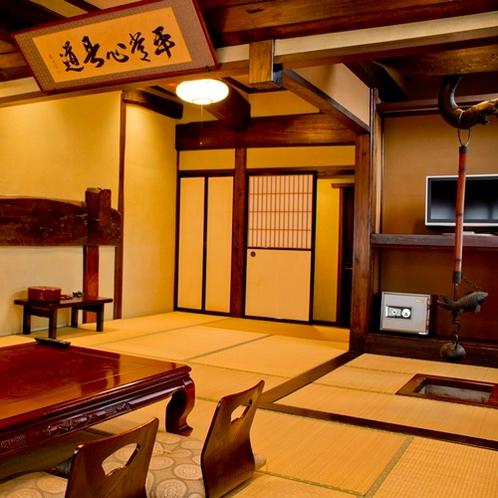 槍ヶ岳(205号室)