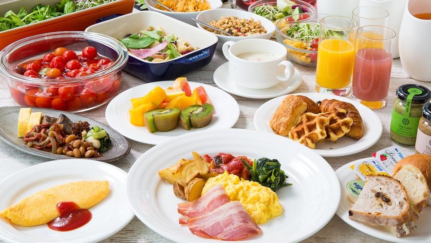 宿泊プラン 朝食イメージ