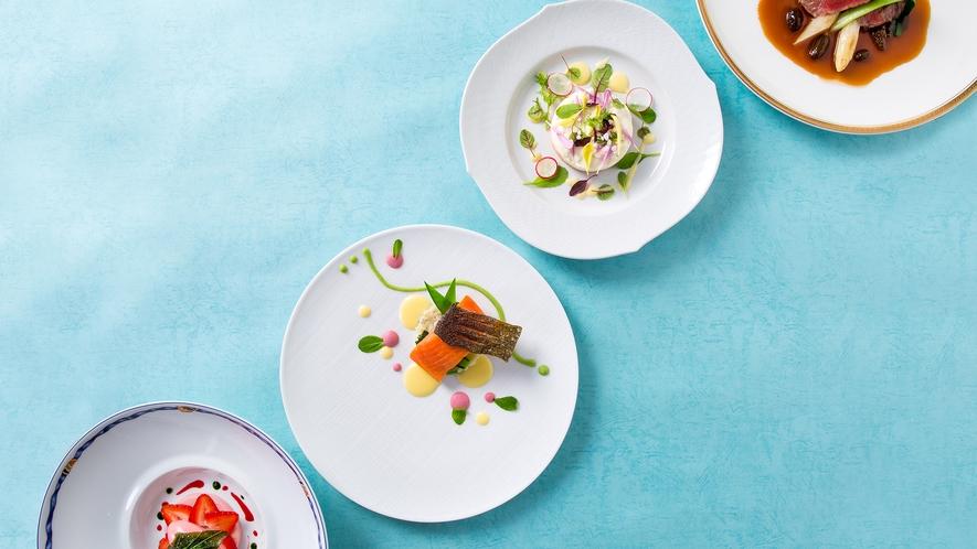 フランス料理 ボーセジュール [西洋料理] 料理イメージ