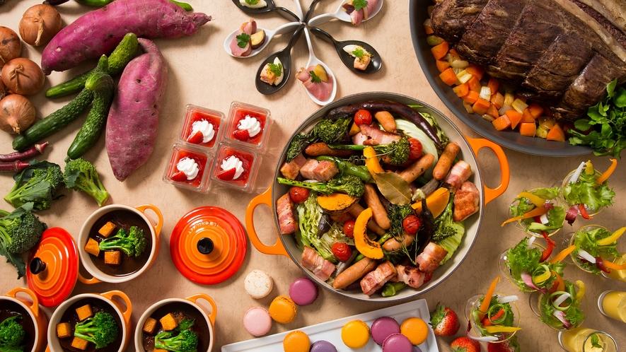 レイクビューダイニング ビオナ [ブッフェレストラン] 料理イメージ
