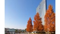 秋のびわ湖大津プリンスホテル
