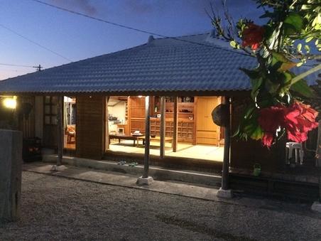 ◆沖縄古民家◆1棟貸し