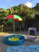 お庭・子供用プール