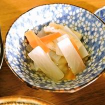 *【お料理】朝食一例。やさしい味付けです