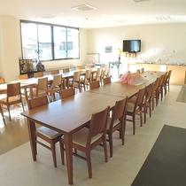 *【施設】食堂はこちらです!