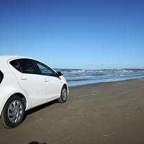 *【周辺】千里浜海岸をドライブ♪1年中、海を楽しめます