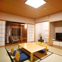 【露天風呂付】和室10畳(42平米)