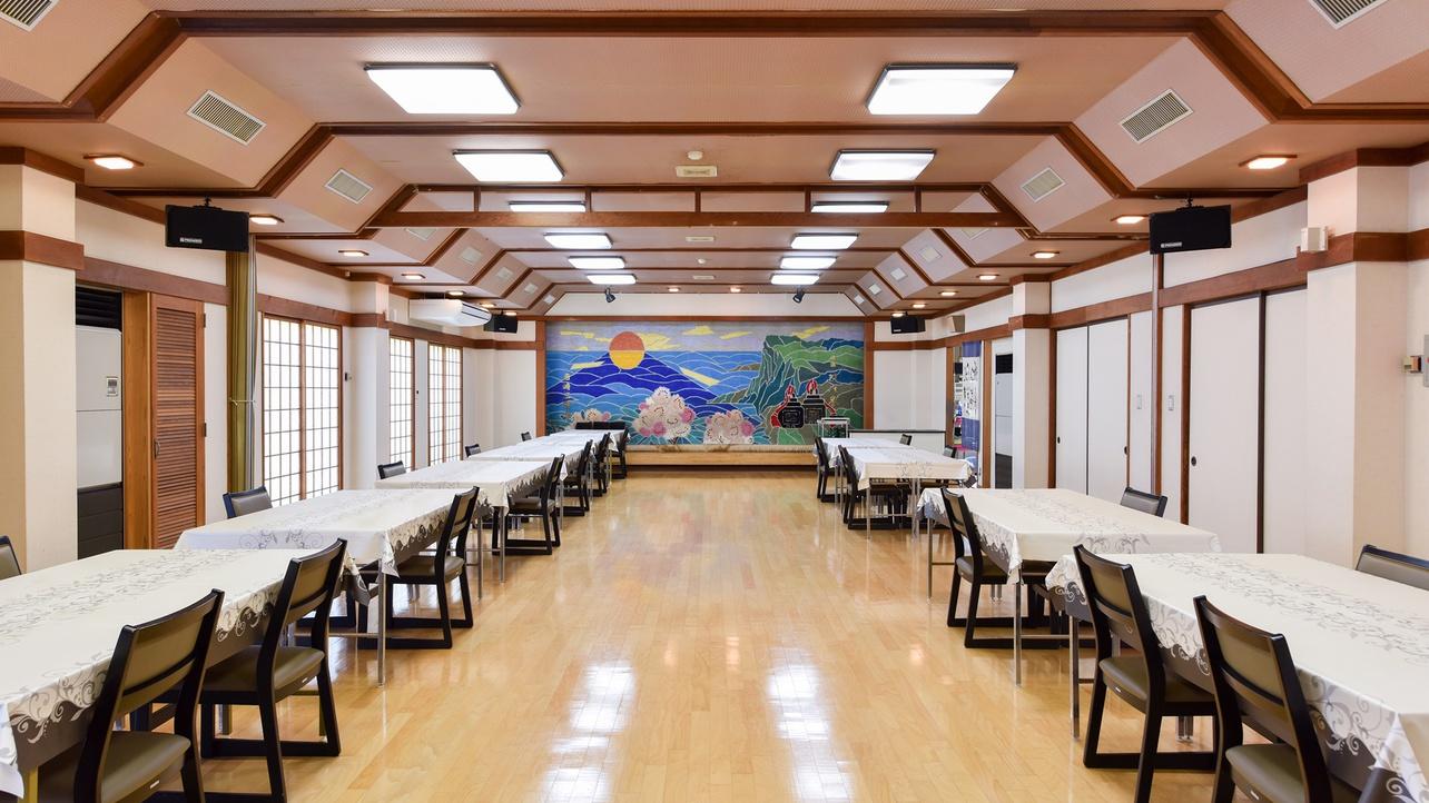 *【お食事会場】朝食・夕食はこちらでお召し上がりいただきます。