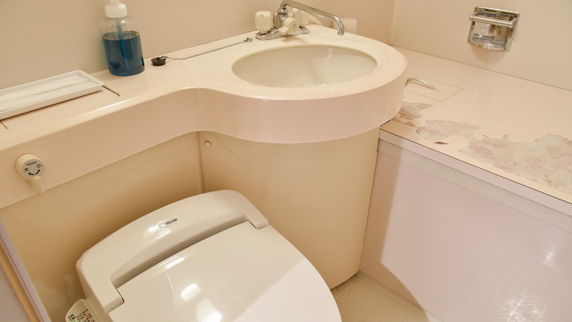 *【大部屋20畳一例】洗面台。※お風呂は大浴場をご利用ください。