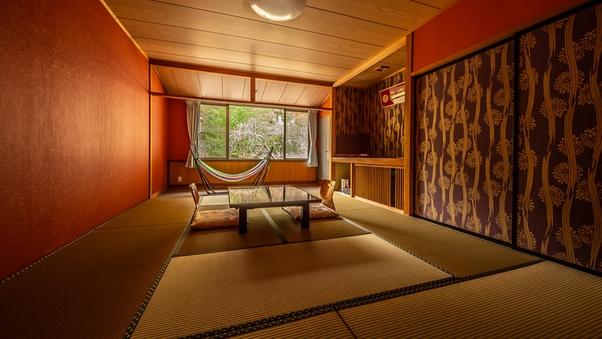 ◆【禁煙】和室10畳+ベッドルーム+屋内ドッグラン