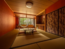 【和室10畳+ベッドルーム+ドッグラン付】贅沢なお部屋♪特別室。