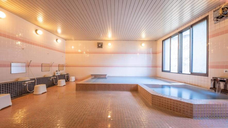 【大浴場】山の湯
