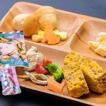 【わんちゃん用朝食】(料理イメージ)