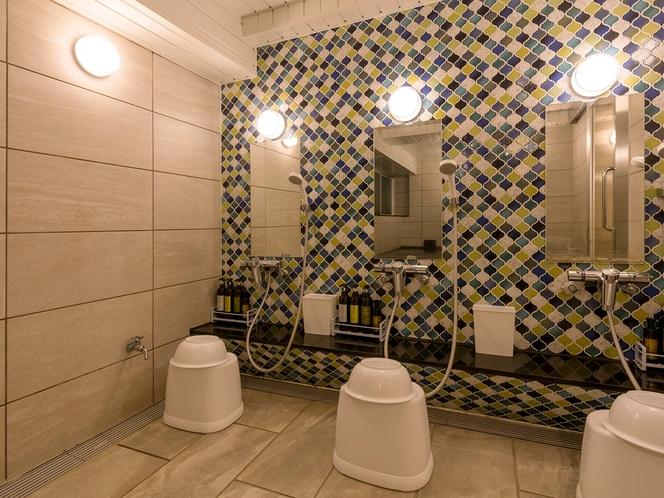 【6F 女性用大浴場】女性専用でございますので安心してご入浴いただけます♪