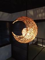 ≪京都≫≪京町屋≫にはお月様が似合うんですよね♪