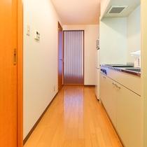 客室玄関【キッチン付】